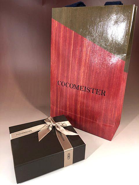 ココマイスターの新しい紙バッグ