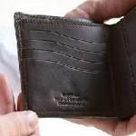 ホーウイン社の財布