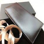 クリスペルカーフ財布の写真