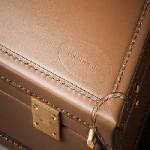 ボックスカーフのアタッシュケース