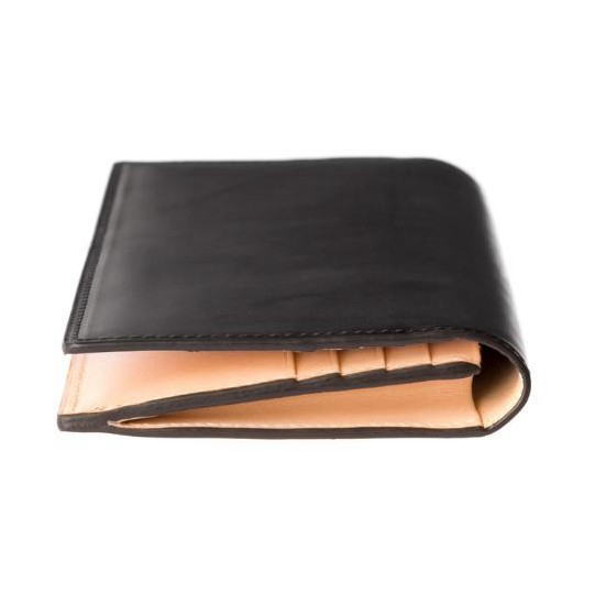 薄いコードバン財布