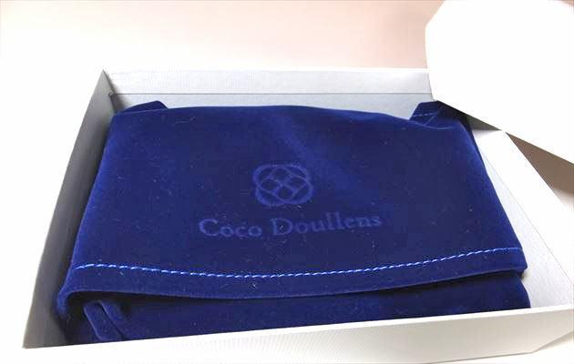 ココデュランの袋も青い