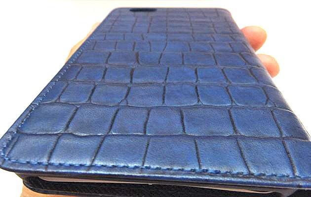 モーダマニアのクロコ柄iPhoneケース