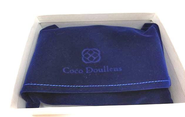 ココデュランの青い袋