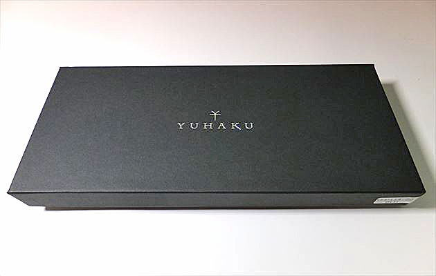 YUHAKUの黒い箱