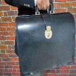 ブライドルダレスバッグ黒200