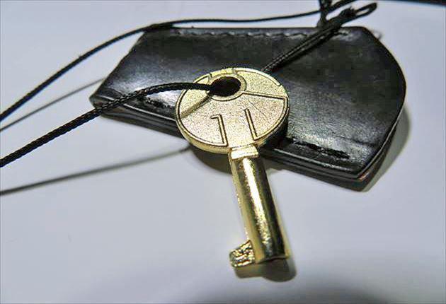 ココマイスターの鍵の写真2