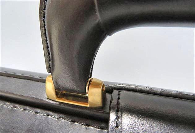 ハンドル取り付け部分のアップ写真