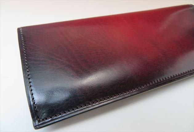 YUHAKU財布YVE110背面の写真