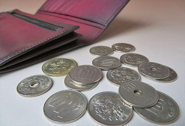 小銭12枚の写真