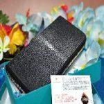BAHARIガルーシャ長財布ポリッシュ・ブラックの本音レビュー