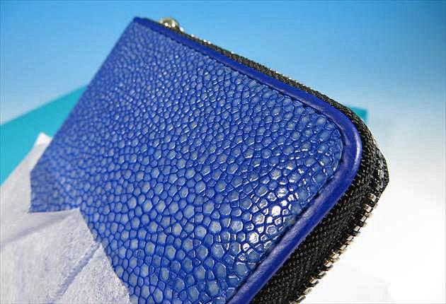 ポリッシュブルーの神秘の青