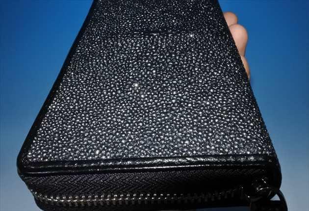 スパークリングパールブラックの手持ち写真