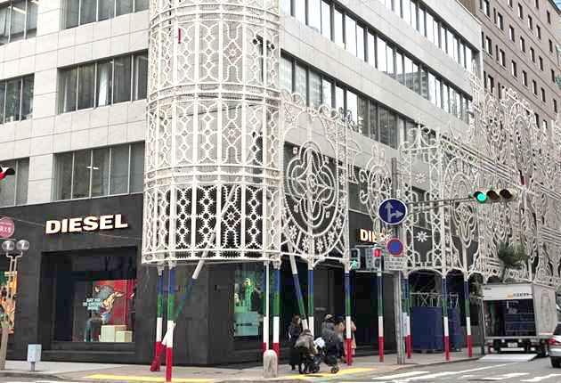 DIESEL神戸店の写真