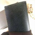 ロッソピエトラ薄型長財布を購入したので本音で口コミ評価したよ